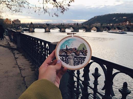 Cầu Charles, Cộng Hòa Séc.