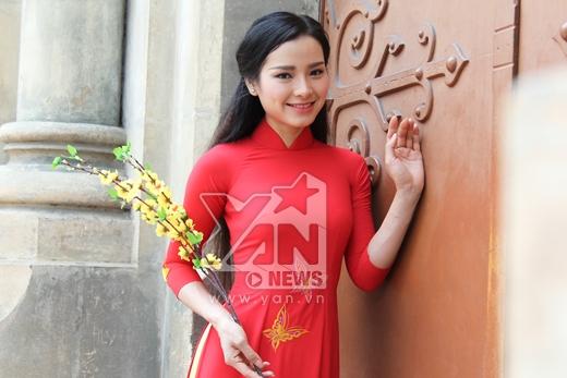[Tết 2015] Phương Trinh Jolie vui Xuân trọn vẹn bên gia đình - Tin sao Viet - Tin tuc sao Viet - Scandal sao Viet - Tin tuc cua Sao - Tin cua Sao