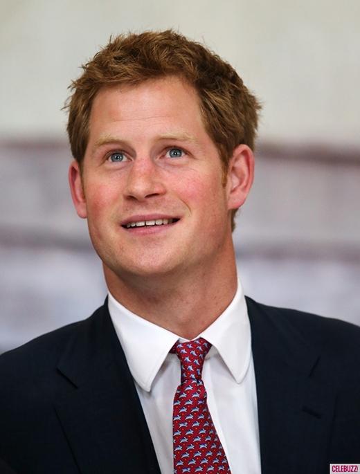 Hoàng tử Anh - Harry