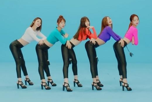 Những vũ đạo Kpop không bao giờ được chiêm ngưỡng trên sân khấu
