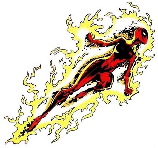 Min Li Ng thường được gọi là Firewall hay Silk Fever, sức mạnh lửa của cô đến từ vụ nổ bom napalm trong cuộc chiến tranh tại Việt Nam và cô từng tham gia vào rất nhiều tổ chức như Thunderbolts, Folding Circle và Force of Nature. Dù trong bất cứ hoàn cảnh nào, Min Li Ng luôn giữ được hào quang lửa xung quanh cơ thể ngay cả lúc tê liệt.
