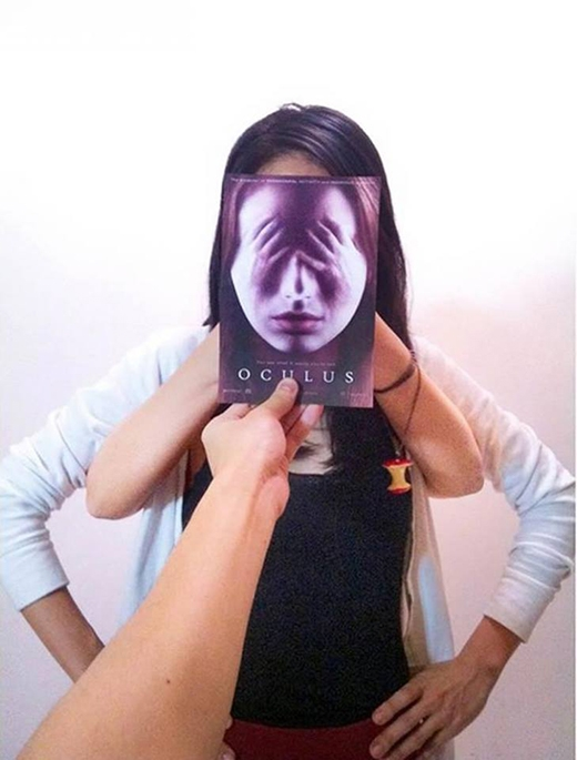 Ma gương (Oculus)
