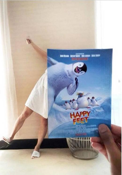 Vũ điệu chim cánh cụt.