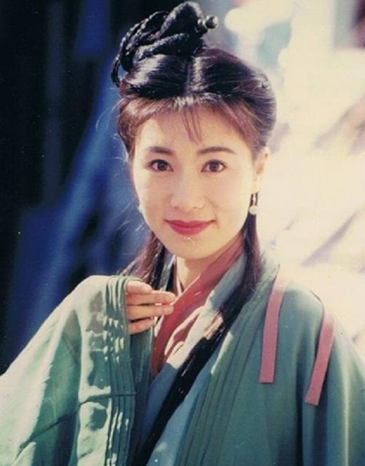Trương Khả Di đảm nhiệm vai Trình Anh.