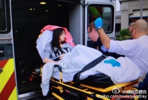 Huỳnh Thánh Y bất ngờ cấp cứu ngay trước giờ thảm đỏ Oscar