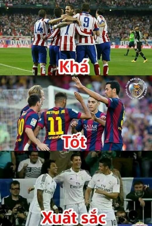 Sau quãng thời gian tịt ngòi, Ronaldo đã khai hỏa trở lại, giúp Real giành trọn 3 điểm trước Elche và củng cố ngôi vị số 1 trên BXH La Liga.