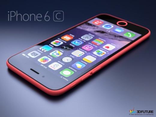 Theo thiết kế này, iPhone 6c cơ bản là giống với iPhone 6 và iPhone 6 Plus, như thiết kế mỏng, viền bo tròn, phím volume hình con nhộng và một camera sau hơi lồi.