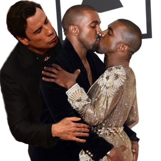 Hành động quái lạ của John Travolta tại Oscar 2015