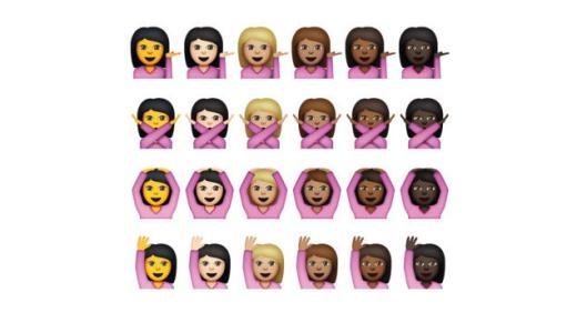 Apple phát hành bộ biểu tượng mặt cười mới