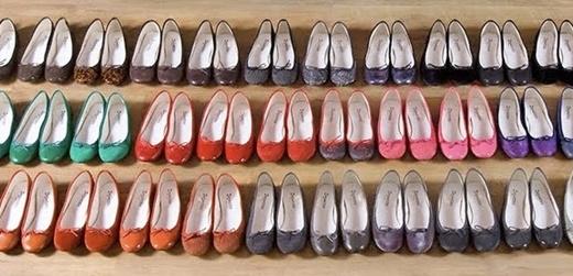 Đoán tính cách chỉ qua cách chọn giày