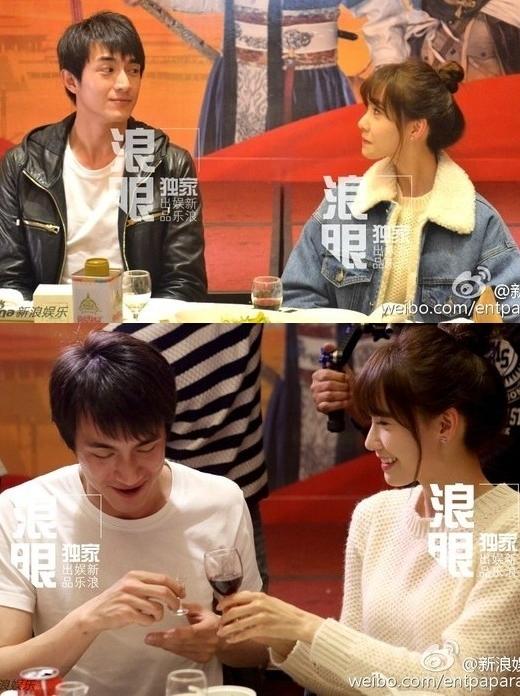 Yoona ăn sinh nhật cùng Lâm Canh Tân