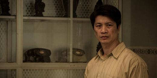 Tạo hình của Dustin Nguyễn trong bộ phim mới. - Tin sao Viet - Tin tuc sao Viet - Scandal sao Viet - Tin tuc cua Sao - Tin cua Sao