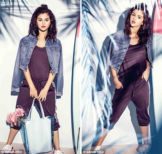 "Selena Gomez xinh đẹp trẻ trung ""hớp hồn"" fan"