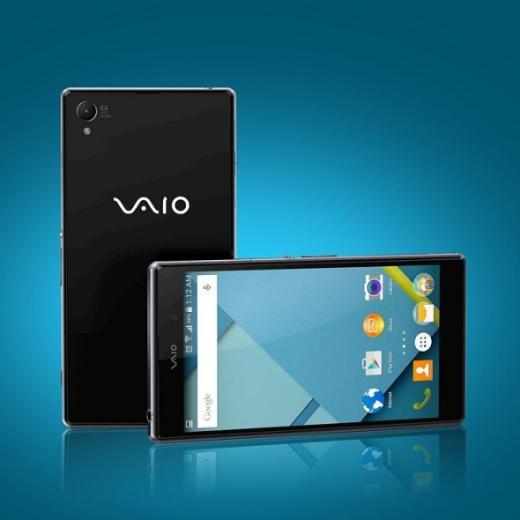 VAIO sắp ra mắt điện thoại đầu tiên
