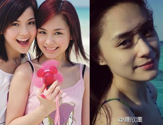 Nét đẹp không thay đổi theo thời gian, thậm chí Chung Hân Đồng còn đẹp và trẻ hơn rất nhiều.