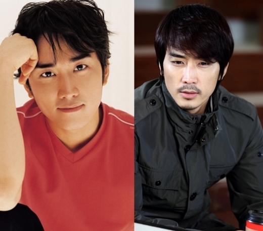Mặc dù để lộ dấu hiệu tuổi già nhưngSong Seung Hunvẫn cực mặn mà và cuốn hút sau 10 năm hoạt động trong làng giải trí.