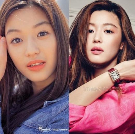 """Từ hình tượng """"cô nàng ngổ ngáo""""Jun Ji Hyunđã hoàn toàn thay đổi trở thành """"minh tinh Trái Đất"""" phong cách """"sang chảnh"""" đầy quyến rũ."""