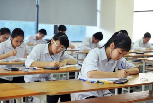 Công bố chính thức quy chế thi tốt nghiệp, ĐH, CĐ 2015