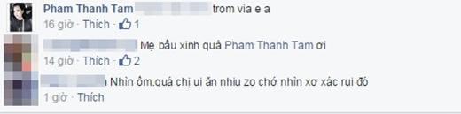 Tâm Tít lần đầu công khai bụng bầu sau kết hôn - Tin sao Viet - Tin tuc sao Viet - Scandal sao Viet - Tin tuc cua Sao - Tin cua Sao