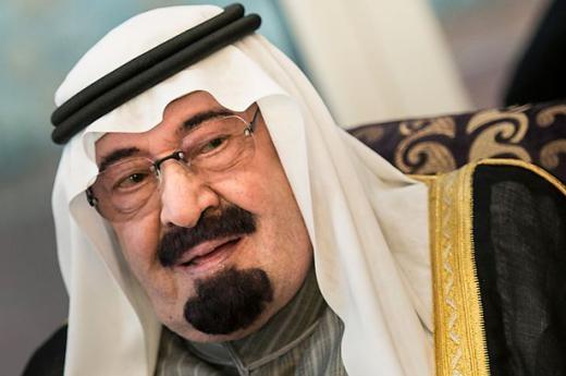 Quốc vương Abdullah bin Abdulaziz