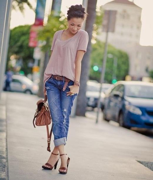 Những lỗi thời trang khiến chiều dài đôi chân bạn bị... rút ngắn