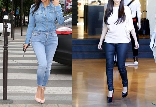 Mẹo chọn quần jean đúng chuẩn theo dáng người