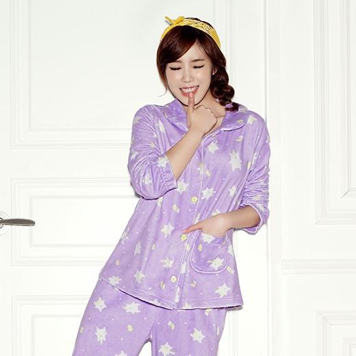 Hyosung là thành viên gợi cảm nhất nhóm Secret. Tuy nhiên cô nàng cũng có những khoảnh khác cực đáng yêu như thế này.