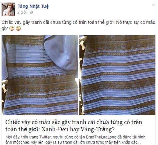 Tăng Nhật Tuệloay hoay với câu hỏi: Nó thực sự có màu gì? - Tin sao Viet - Tin tuc sao Viet - Scandal sao Viet - Tin tuc cua Sao - Tin cua Sao