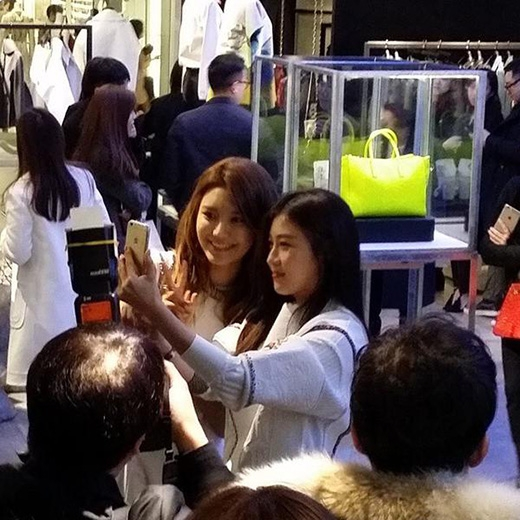 Sooyoung tự nhận là fan ruột của Ha Ji Won