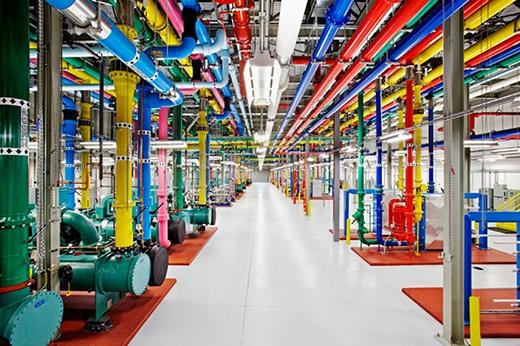 Trung tâm dữ liệu của google