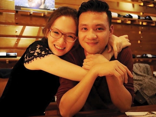 Việc yêu và cưới mối tình đầu như cặp đôi này dường như là điều mơ ước của nhiều cô gái. - Tin sao Viet - Tin tuc sao Viet - Scandal sao Viet - Tin tuc cua Sao - Tin cua Sao