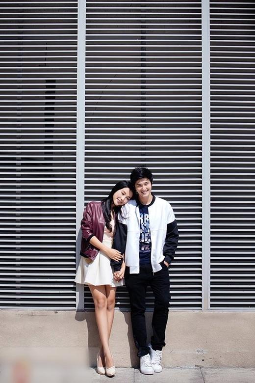 Chuyện tình của cô và nam diễn viên Huỳnh Anh cũng nhận được rất nhiều sự quan tâm của công chúng. - Tin sao Viet - Tin tuc sao Viet - Scandal sao Viet - Tin tuc cua Sao - Tin cua Sao