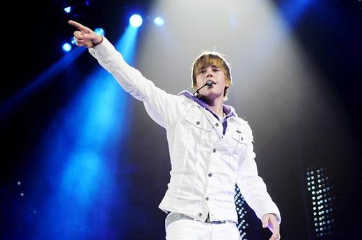 Justin Bieber và chặng đường 21 năm