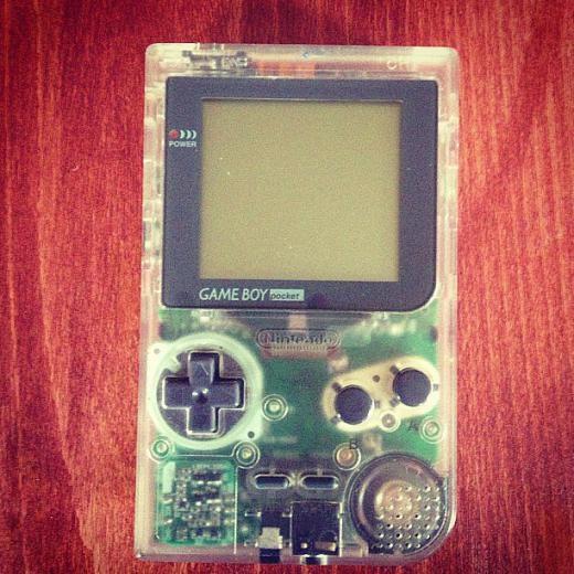 Trò chơi điện tử Gameboy
