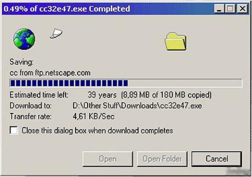 Trình duyệt Netscape Navigator
