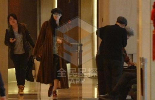 Phạm Băng Băng và Lý Thần qua đêm ở khách sạn