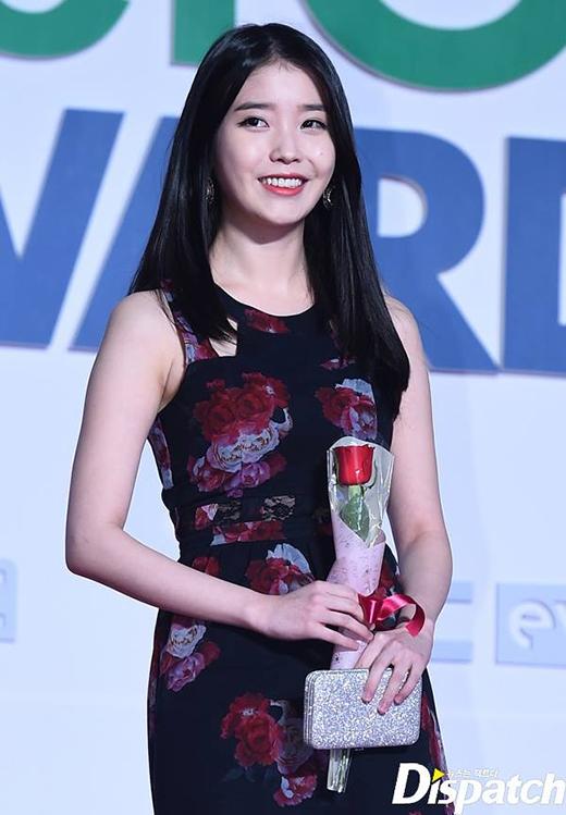IU bị phản đối  kịch liệt vì tin đồn kết đôi với Kim Soo Hyun