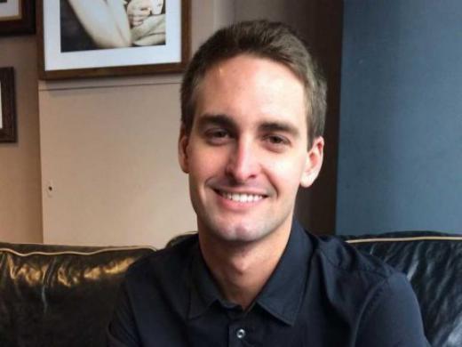 Nhà sáng lập Snapchat Evan Spiegel