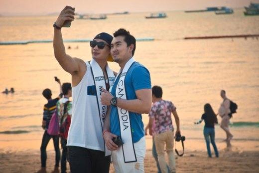 Bỏng mắt với vẻ đẹp đầy nam tính của mỹ nam Việt