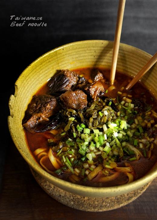 Đài Loan còn có lễ hội tôn vinh món mì thịt bò có vị cay đặc trưng và cực kỳ ngon miệng.