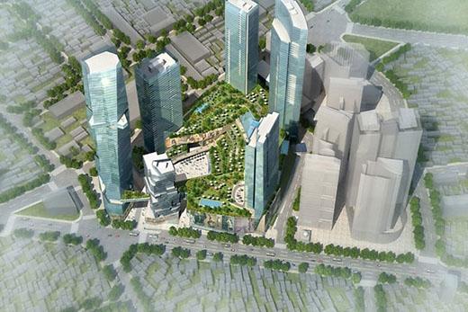 """Những dự án sẽ """"thay da đổi thịt"""" cho Sài Gòn trong tương lai"""
