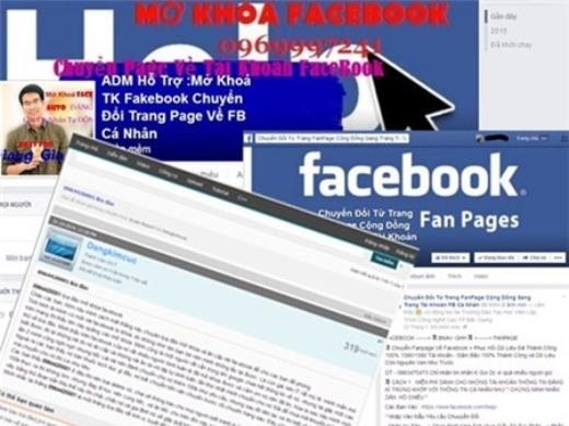 Những tài khoản Facebook của cùng một người được lập ra để lừa đảo và tố cáo của thành viên diễn đàn sinh viên IT