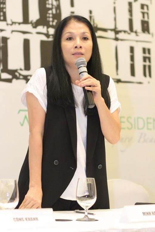 Hoa hậu Ngọc Hân lên tiếng bênh vực nhà thiết kế Minh Hạnh - Tin sao Viet - Tin tuc sao Viet - Scandal sao Viet - Tin tuc cua Sao - Tin cua Sao