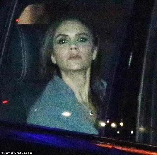 Victoria Beckham sửng sốt trước hành động liều lĩnh của chồng