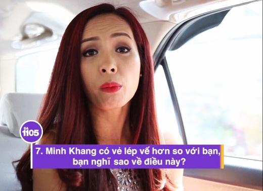 """Thúy Hạnh lên tiếng về việc Minh Khang """"lép vế"""" hơn vợ"""
