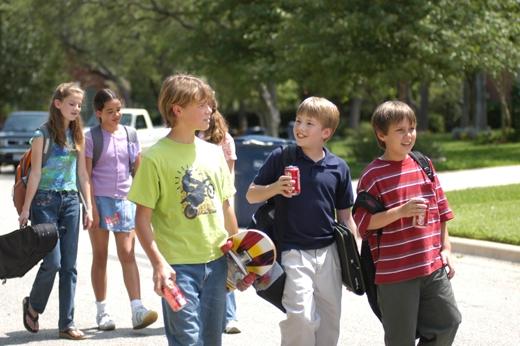 Thời thơ ấu - Chuyến phiêu lưu đùa giỡn cùng thời gian