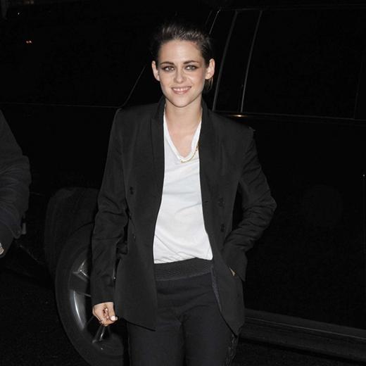 Kristen Stewart bật mí về mẫu người lý tưởng ngay sau khi Robert đính hôn