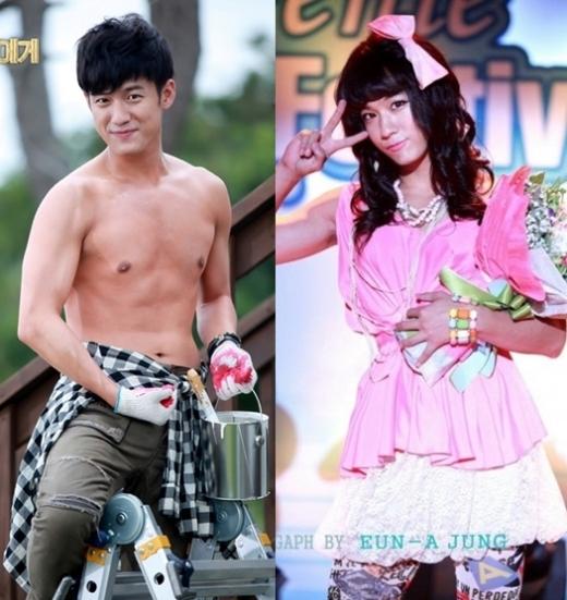Ngắm những nam thần chuyển giới xinh nhất màn ảnh Hàn