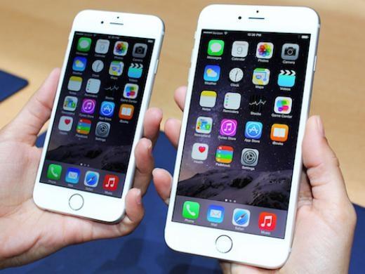 Bản nâng cấp cho iPhone 6 và iPhone 6 Plus có thể dùng RAM 2 GB.