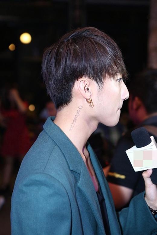 Những hình xăm giống nhau của Sơn Tùng và G-Dragon - Tin sao Viet - Tin tuc sao Viet - Scandal sao Viet - Tin tuc cua Sao - Tin cua Sao